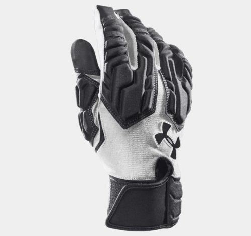 guantes futbol americano liniero under armour combat iii