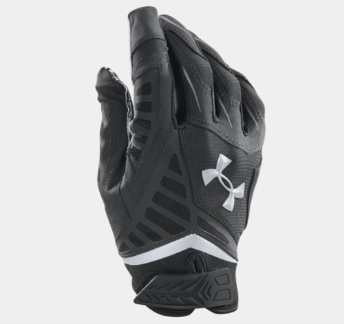 guantes futbol americano under armour nitro warp football