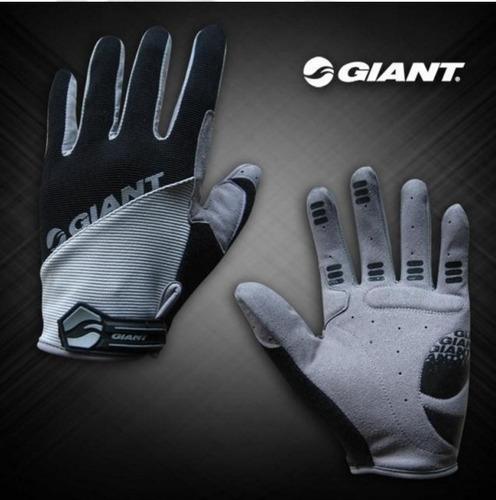 guantes giant mtb bmx ciclismo motocros / táctil celular