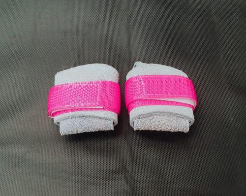 guantes gimnasia artística, barra asimétrica