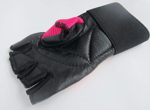 guantes gimnasio deporte mujer