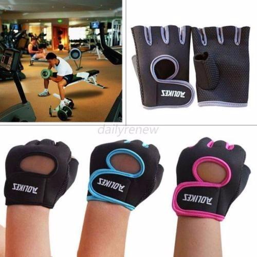 guantes gimnasio fitness