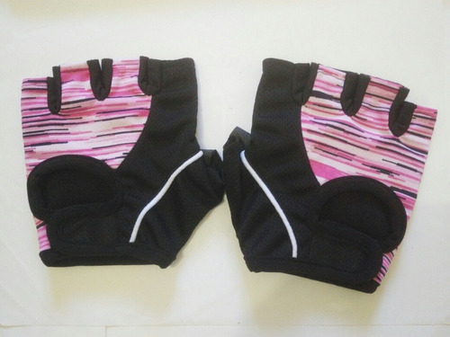 guantes gym gimnasio deportes ciclismo aerobics pesas unisex