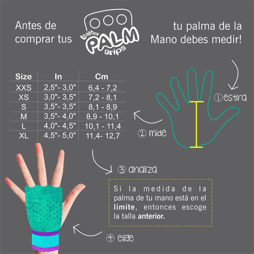 guantes gym leather palm grips calleras crossfit deporte