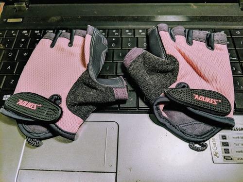 guantes gym mujer gimnacio crossfit