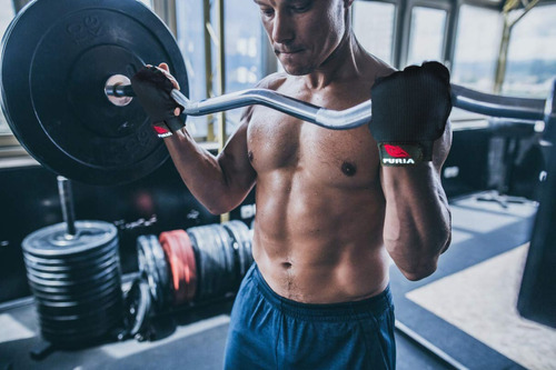 guantes gym, pesas crossfit, gimnasio [bitcoin]