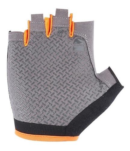 guantes gym sport gimnasio cicla medio dedo mtb 4colores mnr