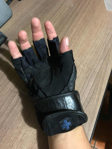 guantes gym/crossfit harbinger talla small