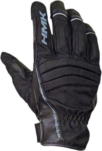 guantes hmk team p/motonieve hombre negro 3xl