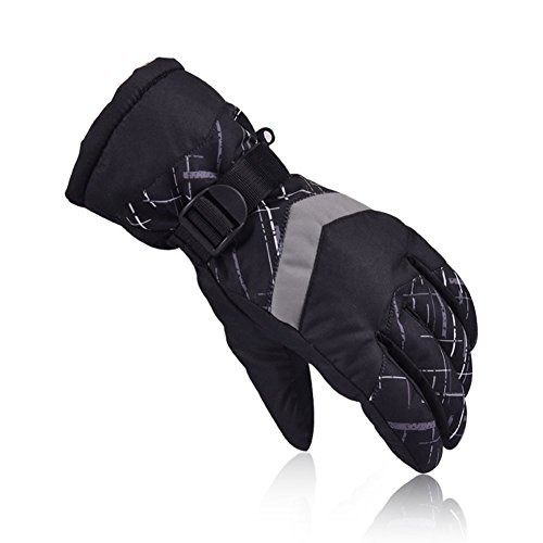 guantes huo zao winter snow ski gloves, windproof buho store