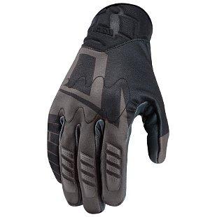 guantes icon wireform para hombres negro 2xl