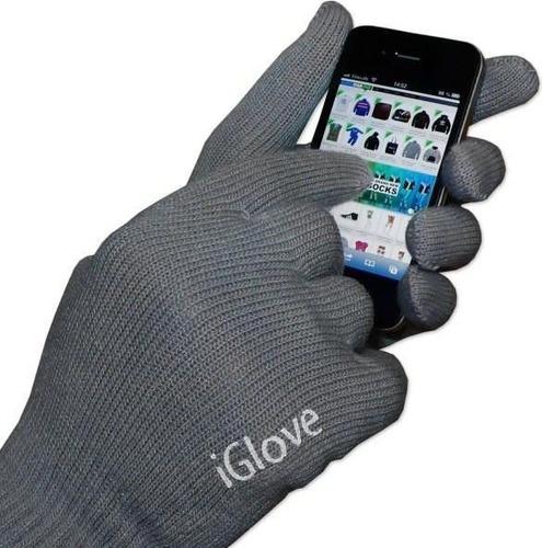 guantes iglove tactil, para el frio  unitalla