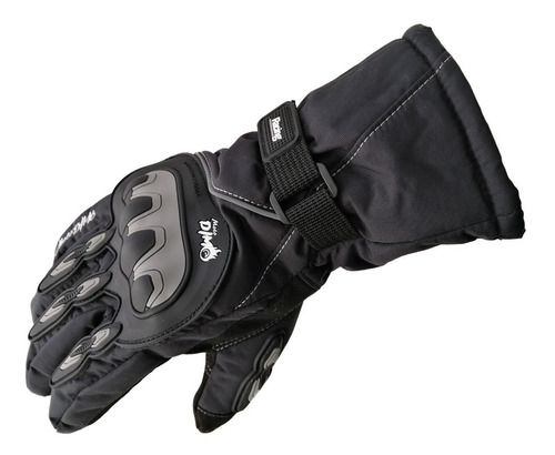 guantes impermeables dimo racing invierno térmicos