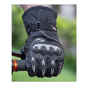 Guantes Impermeables Moto Touch Screen Moteros