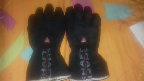 guantes impermeables shaft