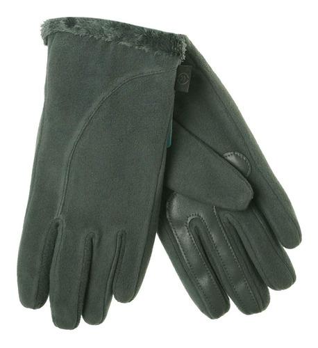 guantes isotoner smart dri smart touch mujer unitalla