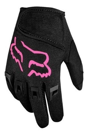 guantes kids dirtpaw motocross moto talle niño niña fox