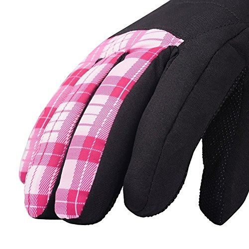 guantes kineed waterproof women winter ski snowbo buho store
