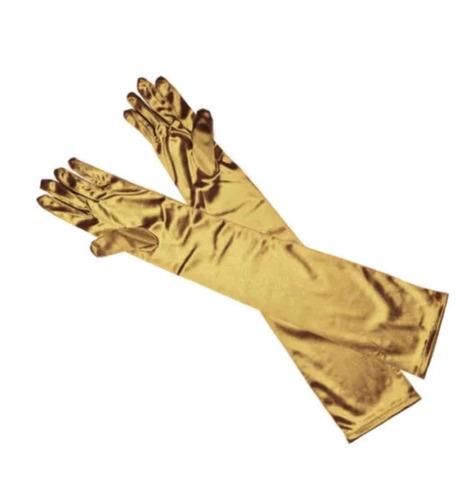 guantes largos matri./ 1era comunión /cosplay/.