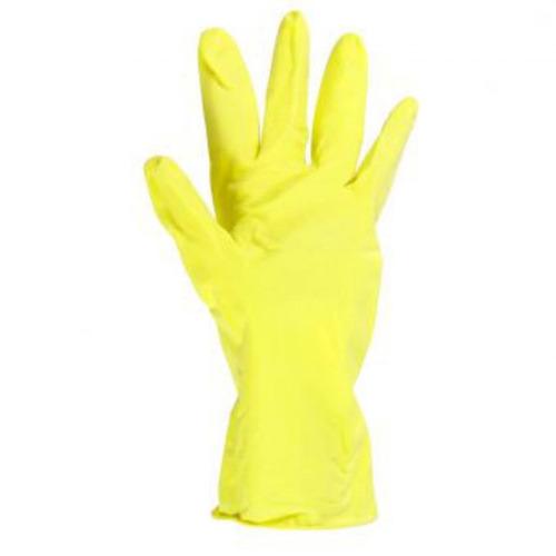 guantes latex 121104110 my helper-amarillo