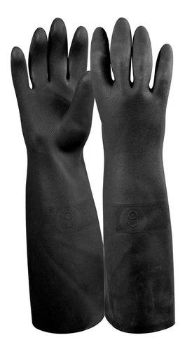 guantes latex limpieza extralargo ind. grande truper 14269