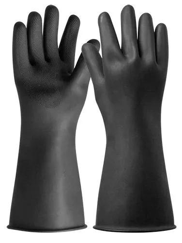 guantes latex limpieza ind. grande truper 15243