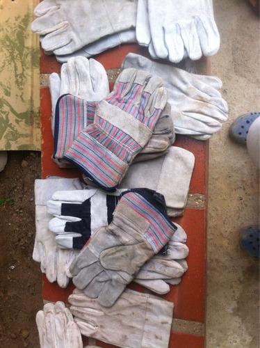 guantes linaza