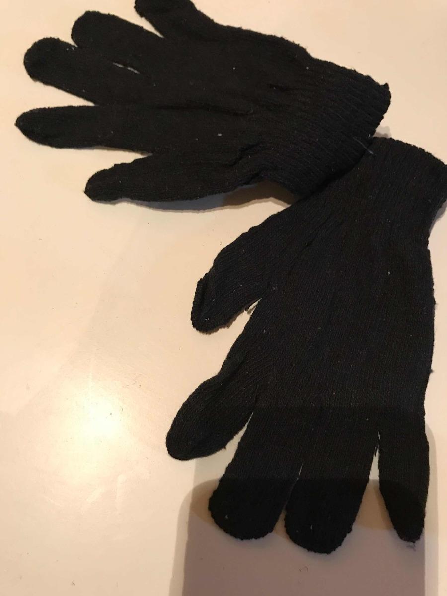 guantes mágicos de lana negros x docena. Cargando zoom. 13c5464451c