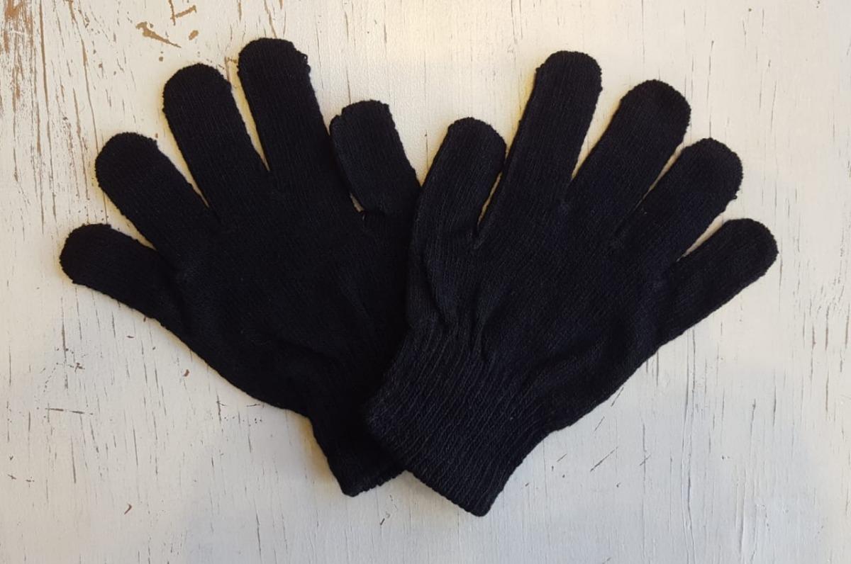 guantes mágicos negros lana. Cargando zoom. 6a679fa2e5a