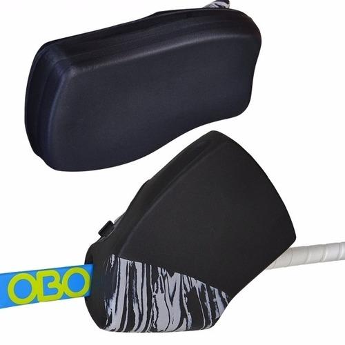 guantes manopla arqueros obo robo hr proteccion hockey