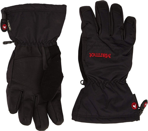 guantes marmot gore tex gants chute ski, snow hombre xxl