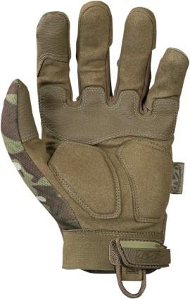 guantes mechanix wear multicam m-pact2016 mx/off. cam/ver lg