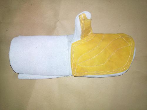 guantes mitones para polleria