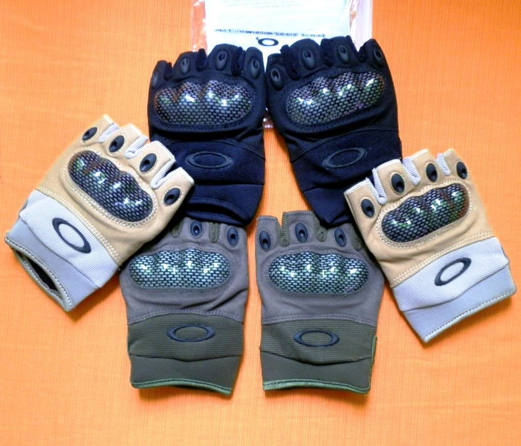 guantes tacticos oakley chile