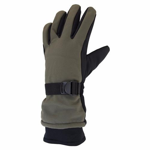 guantes montagne digger tecnicos verde militar reforzados