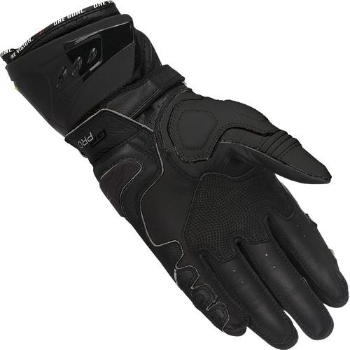 guantes moto alpinestars gp pro caña larga cuero proteccion