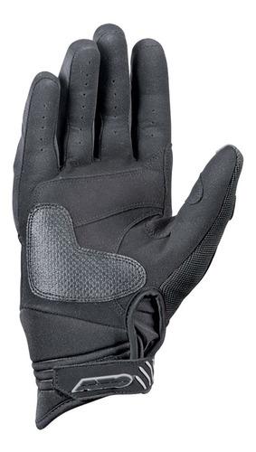 guantes moto axo st-x con protecciones. en gravedadx