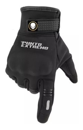 guantes moto invierno punto extremo urbano protecciones argenmotos
