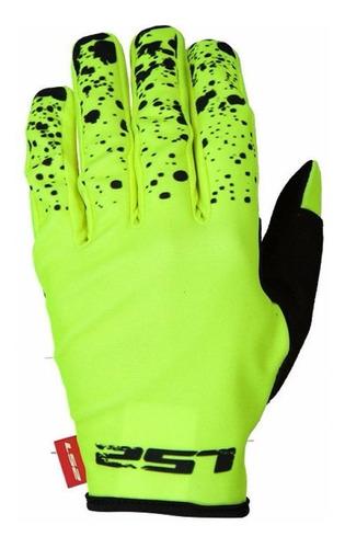 guantes moto ls2 mx ranger fluo motos miguel