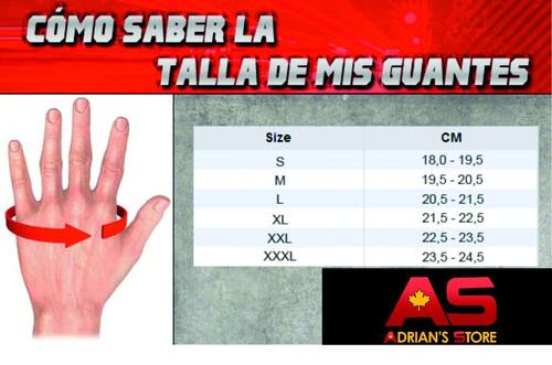 guantes moto probiker 100% original... proteccion total!!!