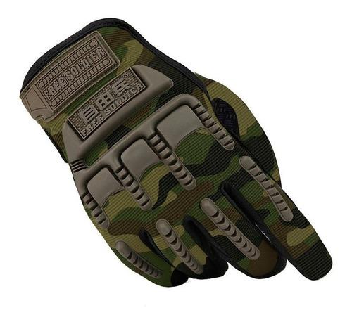 guantes moto tácticos antideslizantes mechanix ref:wly-3