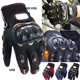 guantes motociclista bicicleta cross moto