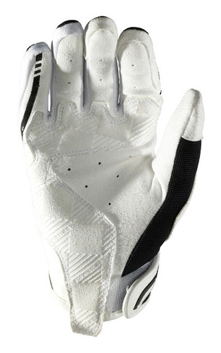 guantes muj. troy lee d. xc  mx/off., negro/xl