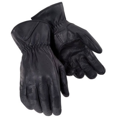 guantes negros de verano tourmaster select, lg p/mujer