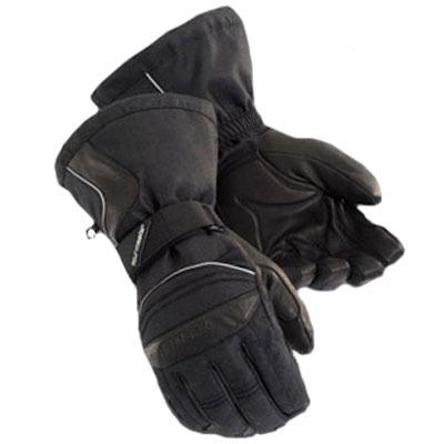 guantes negros tourmaster polar-tex, xs 2.0