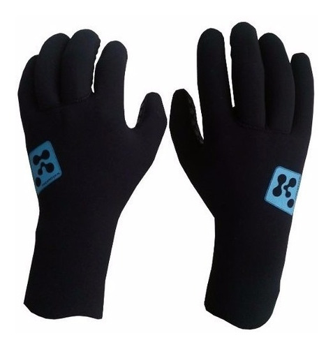 guantes neoprene 2,5mm thermoskin deportes acuáticos