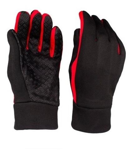 guantes neoprene ski moto palma antideslizante puño colores