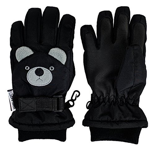 guantes n'ice caps little kids squeaky sound cute animal fac