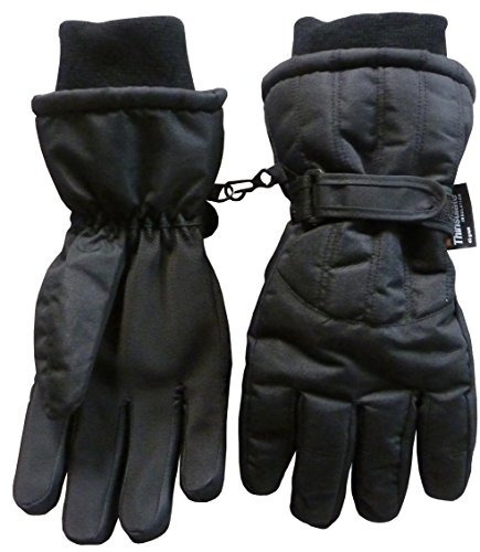 guantes n'ice caps women's cold weather thinsulate and water