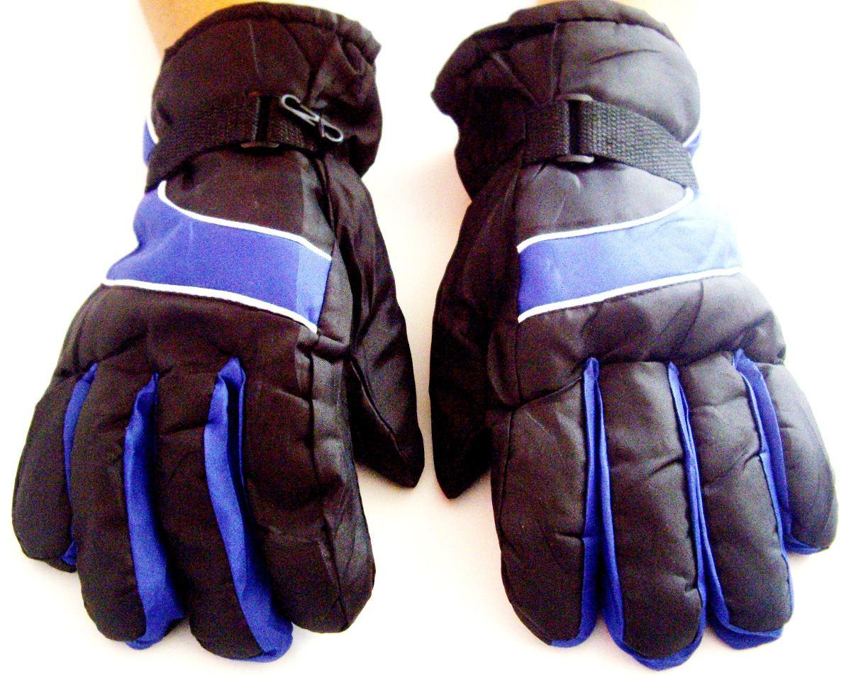 Guantes nieve termicos frio intenso bajo cero - Guantes de hielo ...